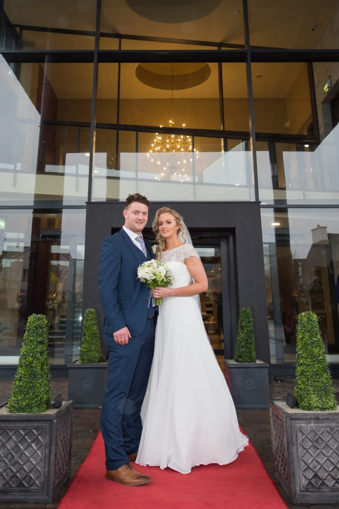 Jacksons hotel wedding, Jackson's Hotel wedding, wedding photography Ballybofey, wedding photographers donegal