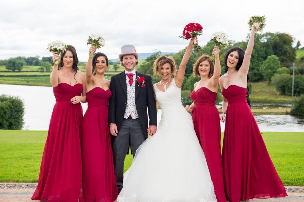 Deniz and Stevie's Wedding, Killyhevlin Hotel, Trevor Lucy Photography