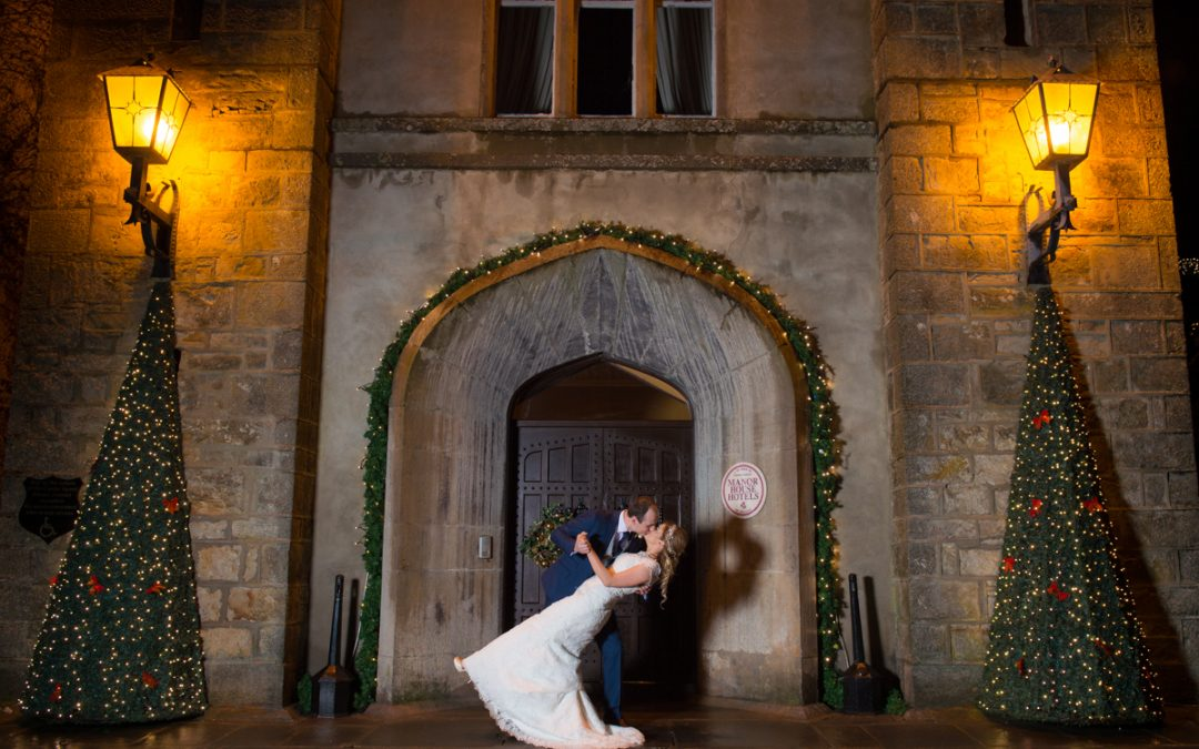 James and Alison's Beautiful Cabra Castle Wedding