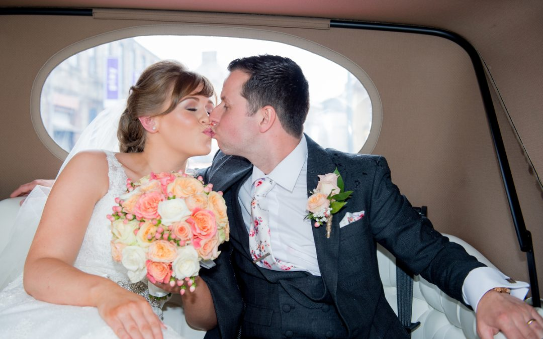 Robert and Ruth's Gorgeous Canal Court Hotel Wedding in Newry