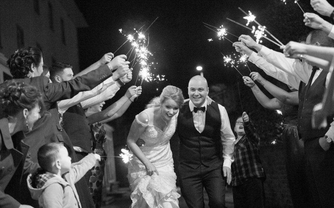 Tayna and Niall's NYE Cavan Crystal Hotel Wedding