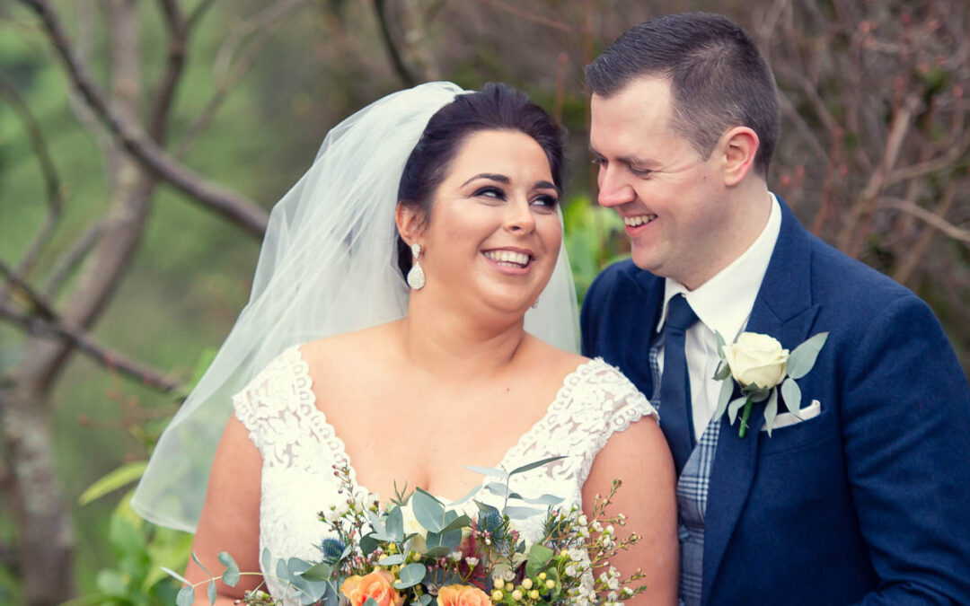 Clare & Gary | Wedding Day | Corick House Hotel