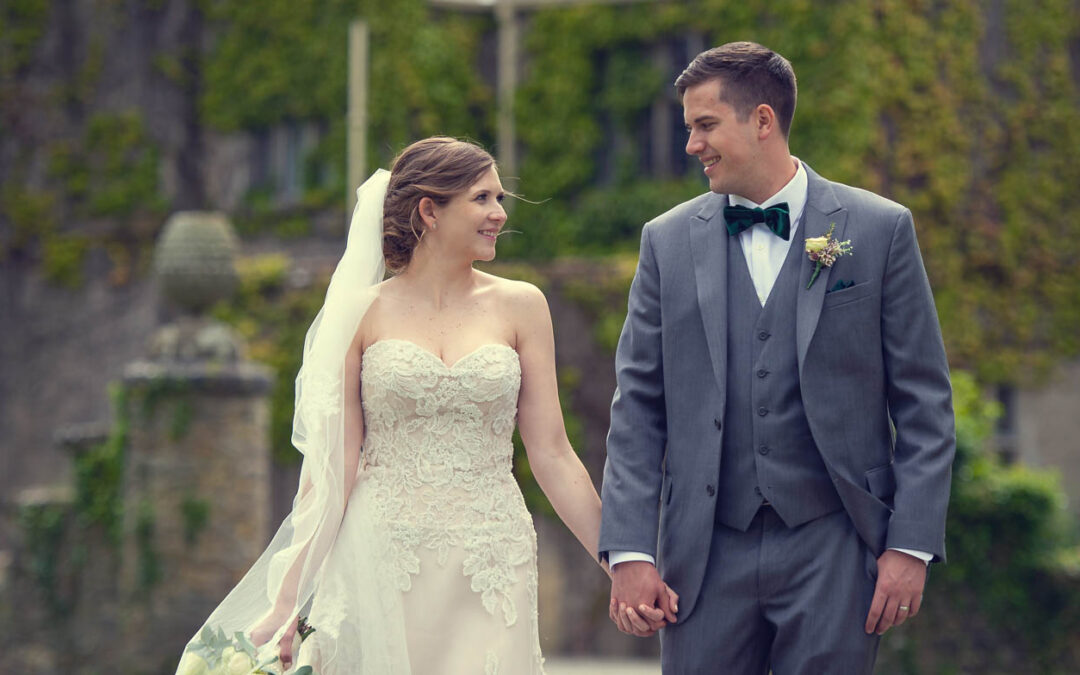 Lindsey & Jarred | Wedding | Belle Isle Castle