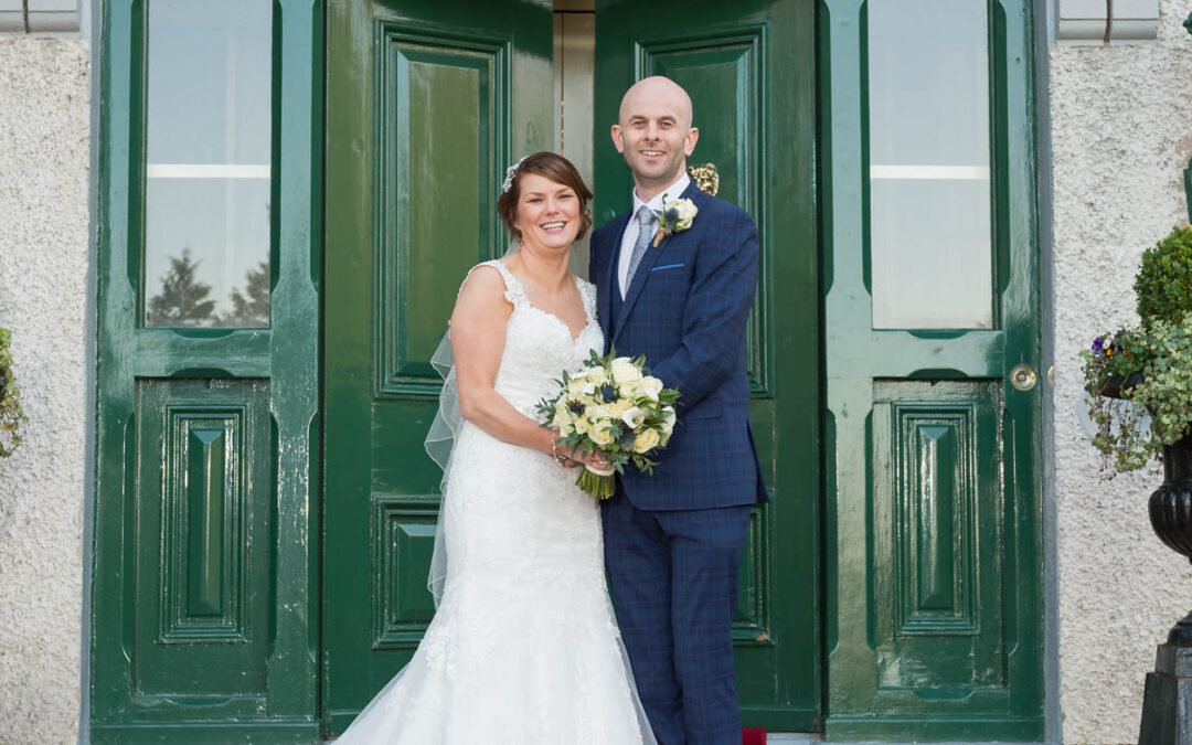Chrissy & Kenny | Wedding | Corick House Hotel